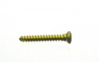 Cortex Screw Ø 3,5 mm, self tapping, TITAN