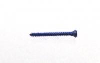 Cortex Screw Ø 2,4 mm, self tapping, TITAN