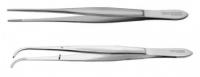 Haltepinzette für Platten / Schrauben, 18.0 cm